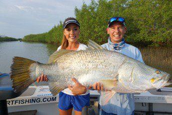 Fishing trip to Darwin